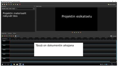OpenShot_aloitus